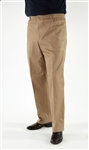 Mens Fully Elasticated Waist Trousers
