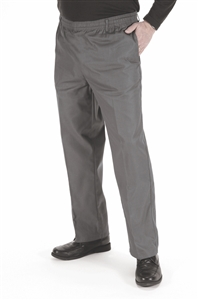 Mens Thermal Lined Fully Elasticated Pull on Trousers