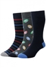 Rugby Cotton Rich Socks