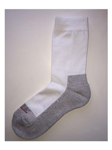 1 Pair of Unisex X-static Silver Anti Odour, Anti Bacterial Temperature Regulated Socks