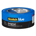 3M Scotch 2090 1.88 in. x 60 yds. Original Multi-Surface Painter's Tape