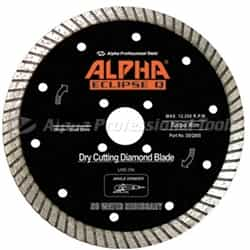 Alpha Professional Tools  DEQ006 Eclipse Q Blade 6""