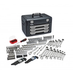 GearWrench 80944 232 pc. Mechanics Tool Set in 3 Drawer Storage Box