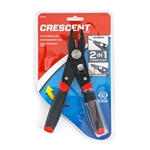 Crescent CCP8V 2 in 1 Combo Dual Material Lineman's Pliers and Wire Stripper