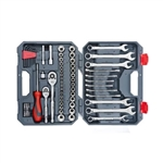 Crescent CTK70MP 70 Piece Socket and Tool Set with Hard Case
