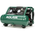 Rolair AB5PLUS .5 HP 1 Gallon Super Quiet Air Compressor