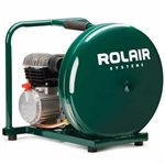 Rolair D2002HPV5 2HP Single Stage Compressor