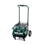 Rolair VT25BIG 2.5 HP 5.3 Gal Cart Air Compressor