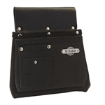 Buckaroo NBS2B 2 Pocket Nailbag - Black