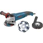 18SG-5K 5-Inch 9.5 Amp Concrete Cutting Kit by Bosch Tools