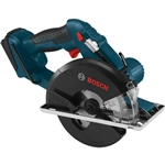 "Bosch CORDLESS - 18V BARE TOOLS - CSM180B 18V 5-3/8"" Metal Circular Saw Bare Tool"
