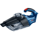 Bosch GAS18V-02N 18V 2.6 Gallon Wet/Dry Vacuum Cleaner with HEPA Filter (Bare Tool)
