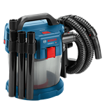 Bosch GAS18V-3N 18V 2.6 Gallon Wet/Dry Vacuum Cleaner with HEPA Filter (Bare Tool)