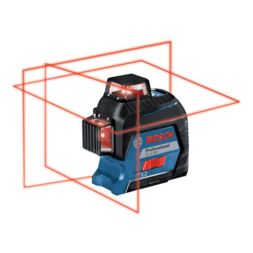 Bosch GLL3-300 360 degree 200 ft. Self Leveling Three-Plane Leveling Laser