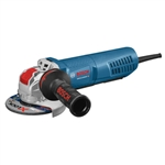 Bosch GWX18V-50PCN 18V X-LOCK EC Brushless 4-1/2 In. - 5 in. Angle Grinder with No Lock-On Paddle Switch