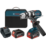 Bosch HDH181X-01 18V Brute Tough 1/2 in. Hammer Drill/Driver Kit