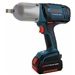 Bosch IWHT180-01 18-Volt Lithium-Ion 1/2 in. Square Drive Impact Wrench Kit