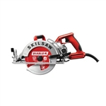 SkilSaw SPT77WML-22 7-1/4 in. Lightweight Worm Drive Saw with Diablo Blade