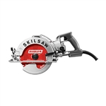 SkilSaw SPT78W-22 8-1/4 in. Aluminum Worm Drive Saw with Diablo Cutting Blade