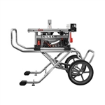 SkilSaw SPT99-11 10 in. Heavy Duty Worm Drive Table Saw with Stand and SkilSaw Blade