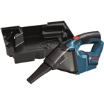 VAC120BN 12V Max Vacuum Bare Tool with Insert Tray for L-Boxx1 by Bosch Tools