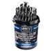 Champion TWISTER-XL28 Brute Platinum HSS Twister Mechanics Length Drill Bit Set-29pc 135 Deg. Split Point Water Resistant Index