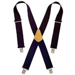 CLC Heavy-Duty Work Suspenders - Black