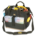 CLC 1139 23 Pocket 15 in. Large Traytote Tool Bag