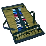 CLC 32 Pocket - Socket/Tool Roll Pouch