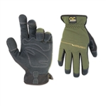 Clc 123 LargeHigh Dexterity Flexgrip Workright Gloves - Custom LeatherCraft