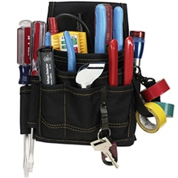 CLC 9 Pocket Poly Electrical & Maintenance Pouch