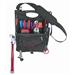 CLC 21 Pocket Zippered Professional Electrician's Tool Pouch