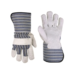 CLC 2048X Leather Palm 4.5 in. Safety Cuff Gloves - XL