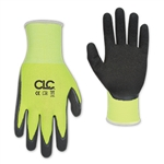 T-Touch Technical Safety Glove Hi-Viz 2138X by CLC Work Gear