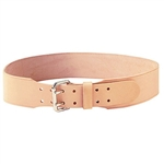 CLC 2¾ Inch Tapered Leather Work Belt - Small (29 Inch-34 Inch)