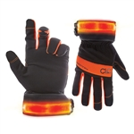 CLC L205 Safety Viz  Lighted Gloves