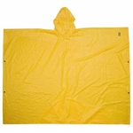 CLC R10410 .10mm PVC Poncho Yellow