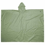 CLC R10420 .10mm PVC Poncho - Green Large