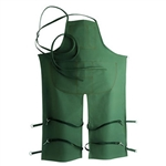CLC Split-Leg Trucker's Loop Neck Apron