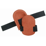 CLC Molded, Natural Rubber Kneepads (Hook & Loop Fastener)