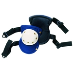 CLC Buckle-Style  InchEasy-Swivel Inch Kneepads with Plastic Cap