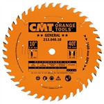 CMT 213.040.10 Industrial General Purpose Saw Blade