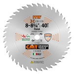 CMT 251.040.08 ITK Industrial Finish Saw Blade, 8-8-1/4-Inch x 40 Teeth 1FTG+4ATB Grind with 5/8-Inch<> Bore