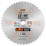 CMT 251.045.12 ITK General Purpose Saw Blade, 12-Inch