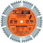 CMT 256.050.10 ITK 10 in. x 50T Combination Saw Blade