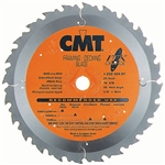 CMT 272.165.36 ITK Industrial Finish Saw Blade, 6-1/2-Inch x 36 Teeth 1FTG+4ATB Grind with 5/8-Inch<> Bore