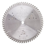 CMT 281.072.12 Industrial Cabinetshop Saw Blade, 12-Inch x 72 Teeth TCG Grind with 1-Inch Bore