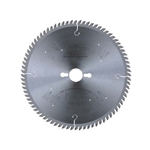 CMT 282.072.18W2 Industrial Panel Sizing Saw Blade, 430mm (16-15/16-Inch) X 72 Teeth TCG Grind with 80mm Bore