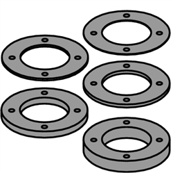 Cmt 695.998.22 Spacer Set With Pin Hole