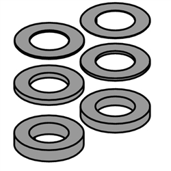 Cmt 695.998.2631 Guide Ring With Bore 1-1/4""